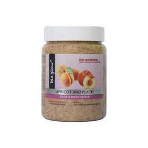 bio-glow-scrub-apricot-peach