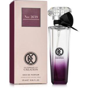 Creation άρωμα eau de parfum τύπου Tresor Midnight Rose Lancome.
