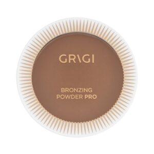 Bronzer με βελούδινη υφή για ομοιόμορφο και πολύ φυσικό .