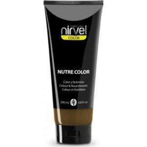 Η χρωμομάσκαNirvel-Nutre Colorείναι μια προσωρινή χρωστική μάσκαπου παρέχειθρέψη και λάμψη