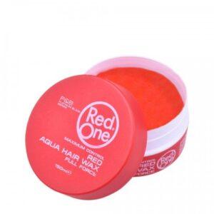 Tο κερί μαλλιώνRed Aqua Hair Wax είναι εύκολο να δουλευτεί και να διανέμεται ομοιόμορφα σε όλη την τρίχα.